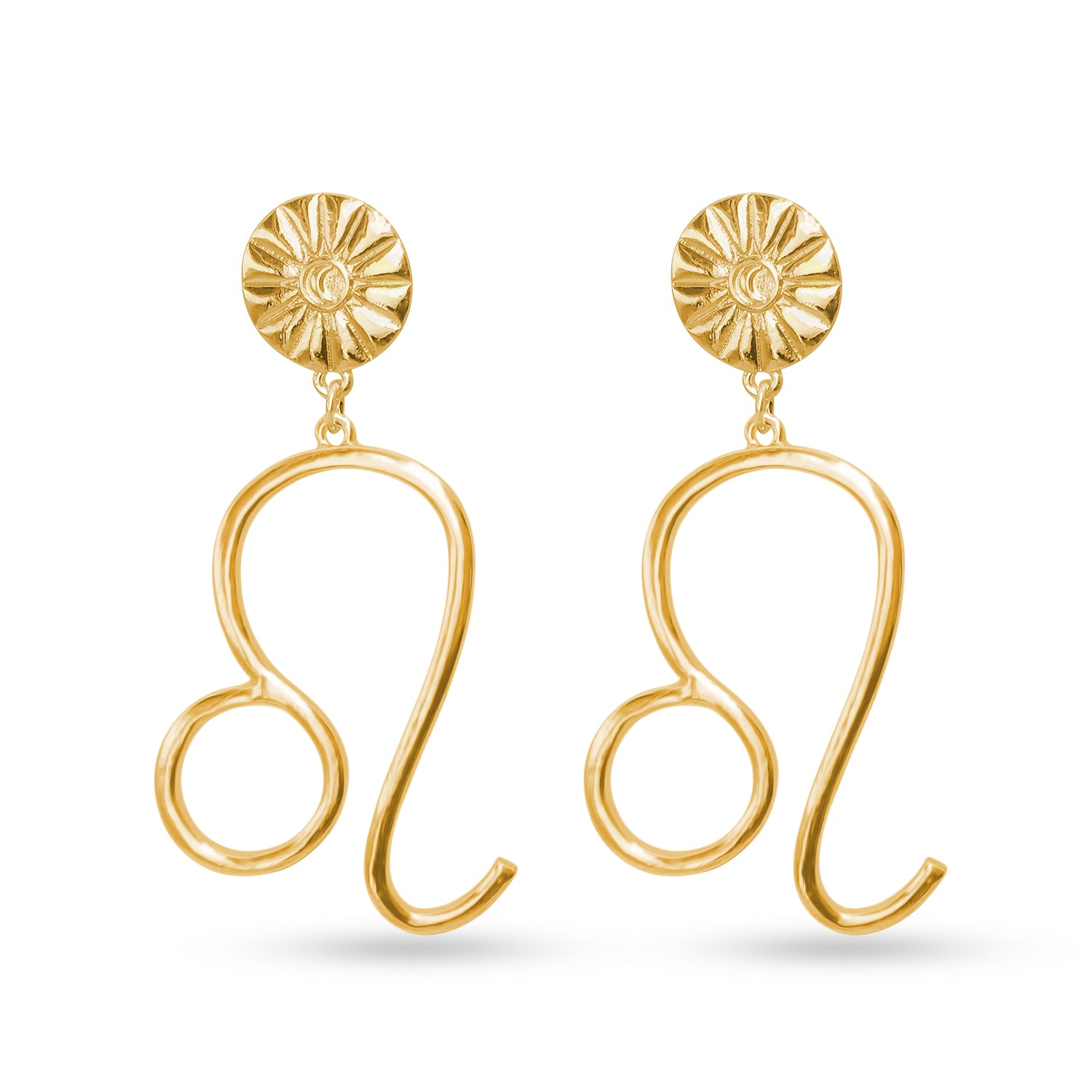 Leo XL earrings