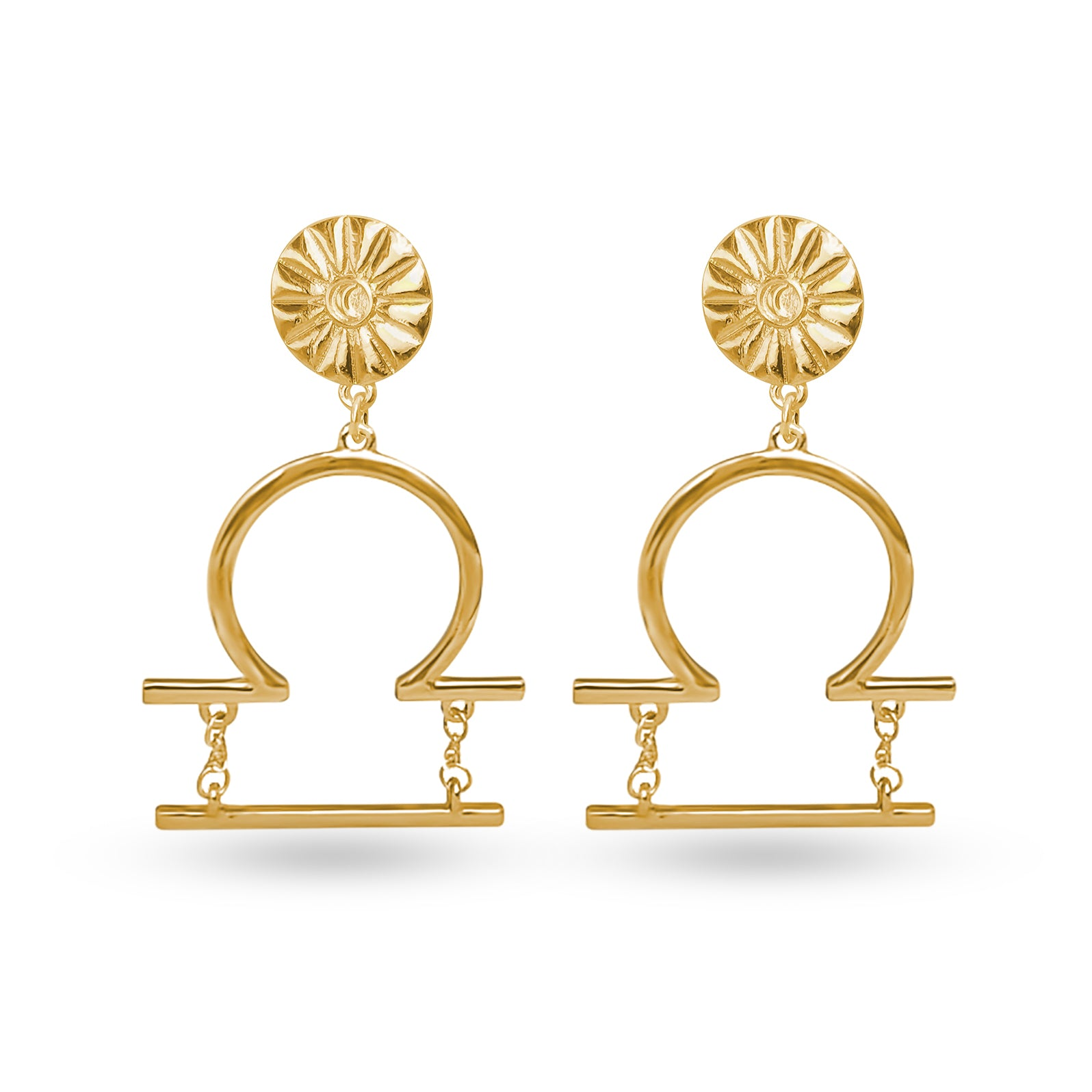 Libra XL earrings
