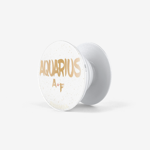 Aquarius AF Grip white for Phones and Tablets - ZODIACAA