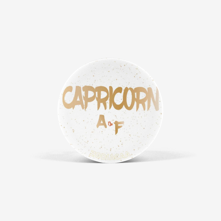 Capricorn AF White Grip for Phones and Tablets