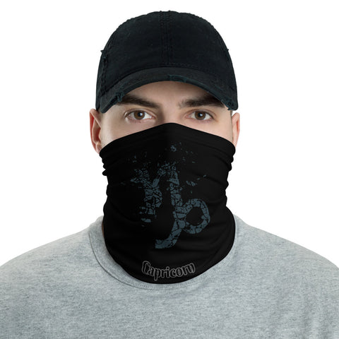 Capricorn ink Face Mask/Neck gaiter/Headband