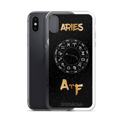 Aries AF iPhone Cases