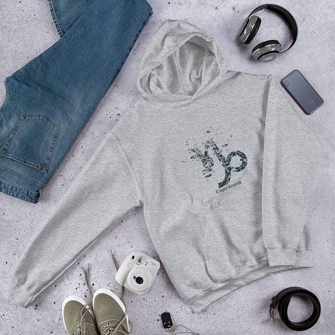 Capricorn Ink Hoodies