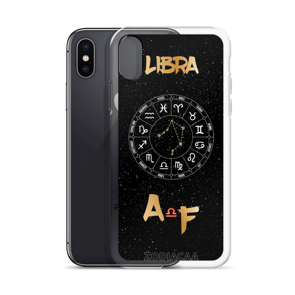Libra AF iPhone Cases
