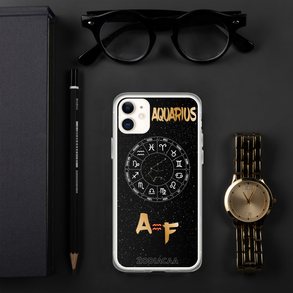 Aquarius AF iPhone 11 Case