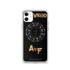 Virgo AF iPhone Case 11