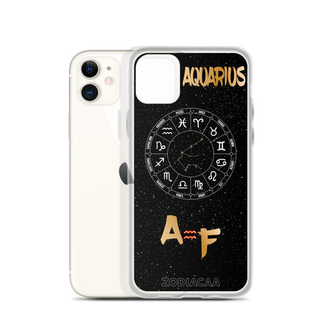 Aquarius AF iPhone 11 Cases
