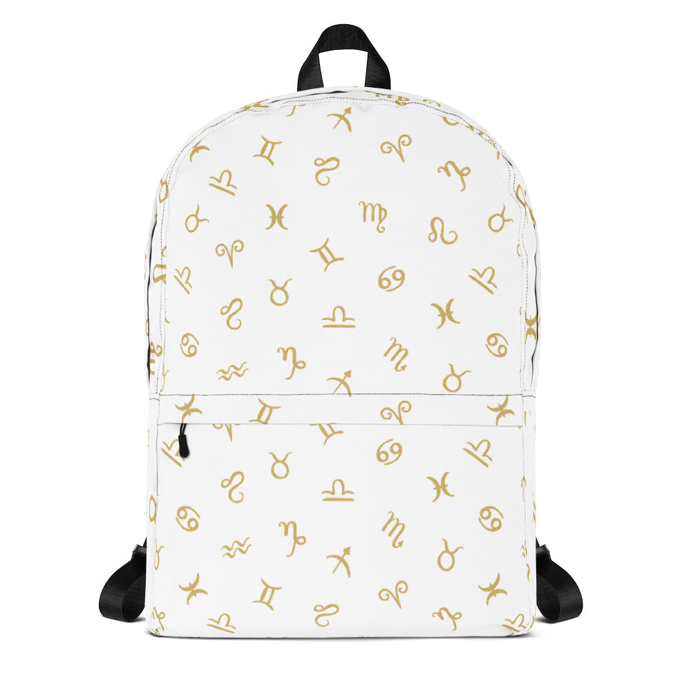 Zodiac logo Backpack