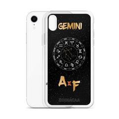 Gemini AF iPhone Cases