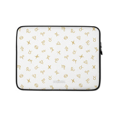 Zodiac logos Laptop Sleeves