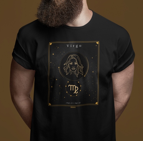 Men's Virgo T-Shirt