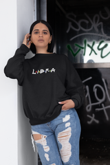 Libra Black Sweater