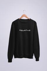 Aquarius Black Sweater