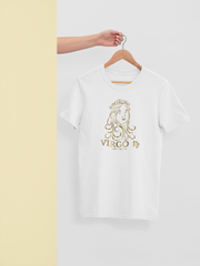 Virgo golden T-Shirt