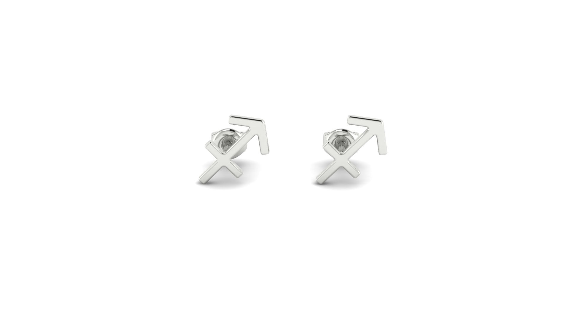 SAGITTARIUS ZOSTUD EARRINGS