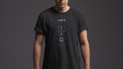 Men's Libra the Scales T-Shirt