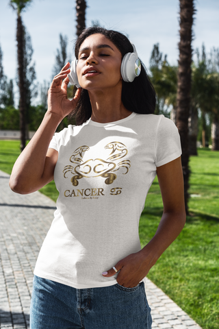 Cancer golden T-Shirt