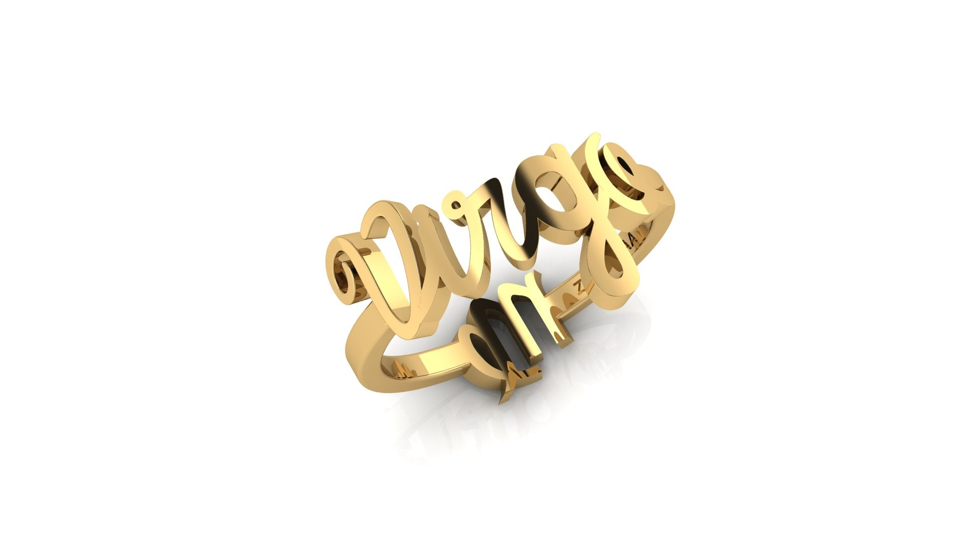 Virgo reversible ring