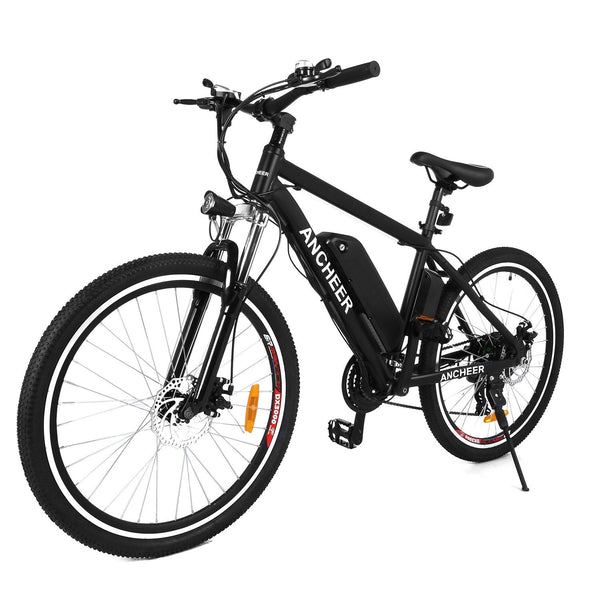 ANCHEER knight Electric Mountain Bike 26 Inch 21 Speed Shifter