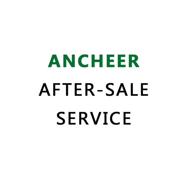 Ancheer Only for After Service Problem