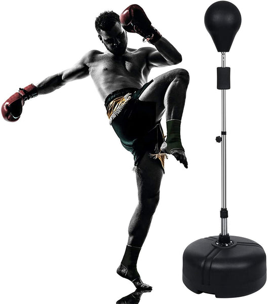 ANCHEER Punching Bag with Stand