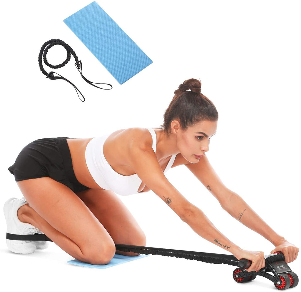 side facing ancheer ab wheel roller