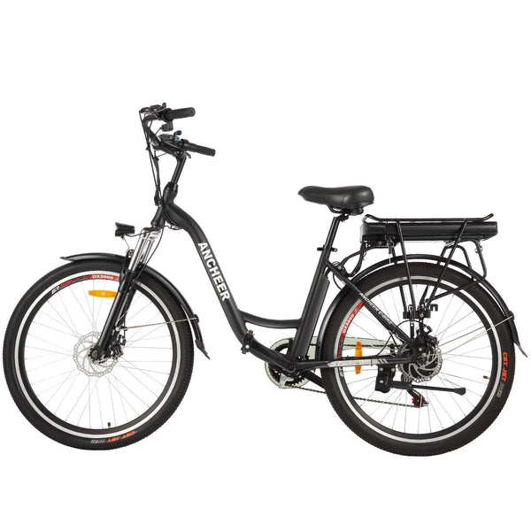 ANCHEER 26 Inch Wheel 250W Commuting Electric Cruiser Bike with Removable 12.5Ah Battery (Pre-sale: Shipped 15 days after order)