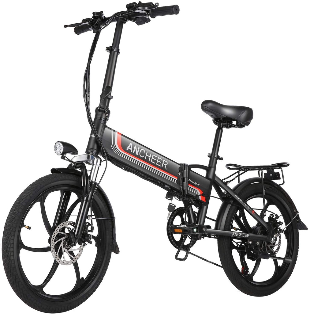 magnesium wheel collapsible electric bike