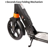 Ancheer A4 Adult Scooter Single Button Folding