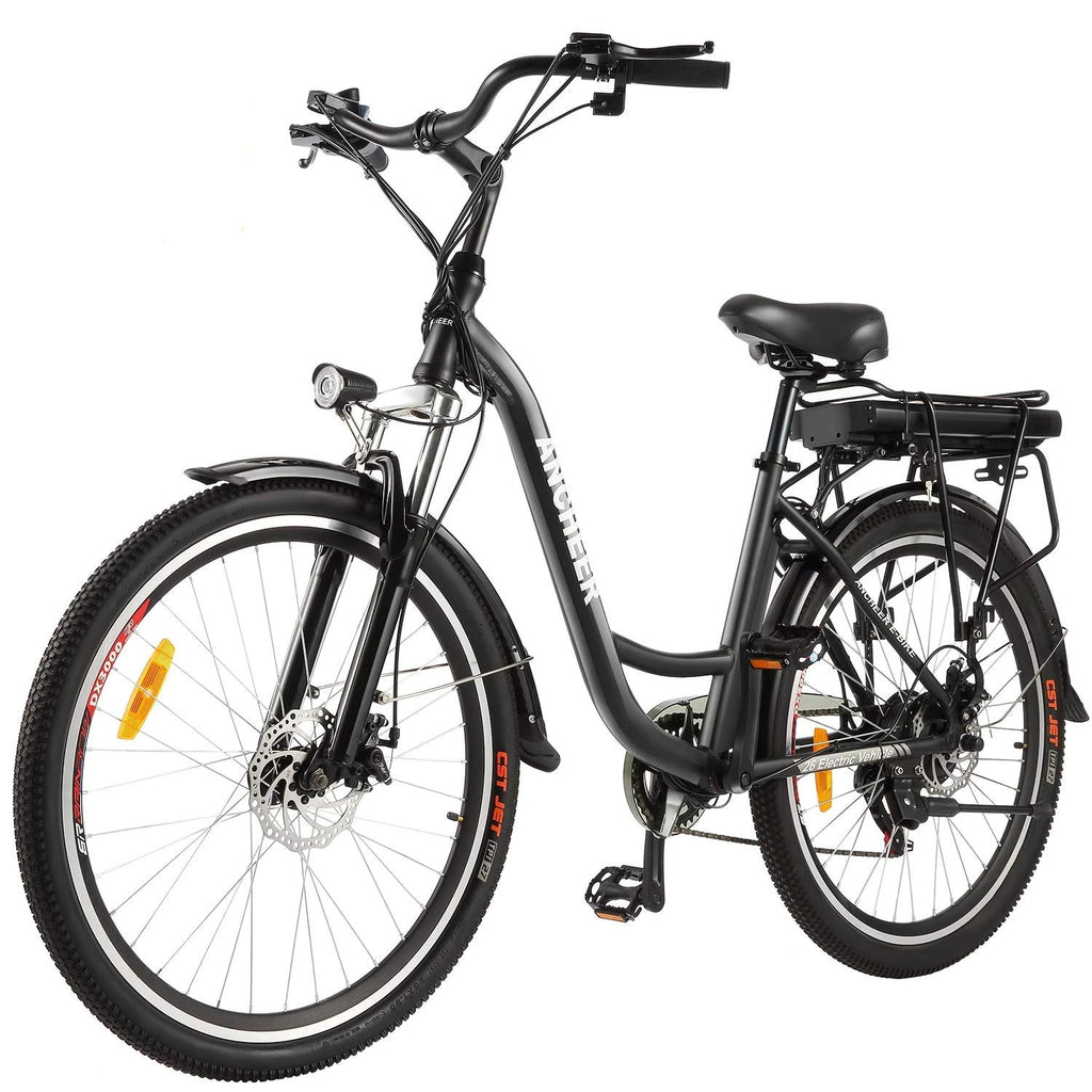 ancheer city electric hybrid bike