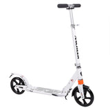 Ancheer Kick Scooter with Dual Suspension