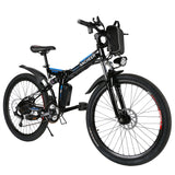 ANCHEER 26 Inch Wheel Folding Electric Mountain Bike (Pre-sale: Shipped 15 days after order)