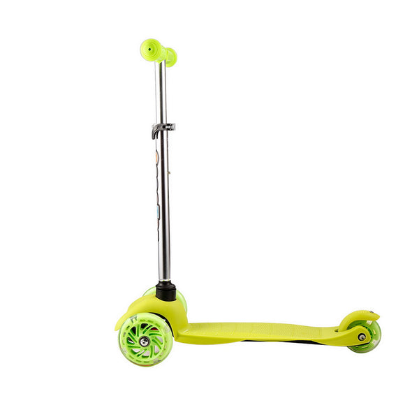 Ancheer 3-Wheel 4 Levels Adjustable Kids Kick Scooter