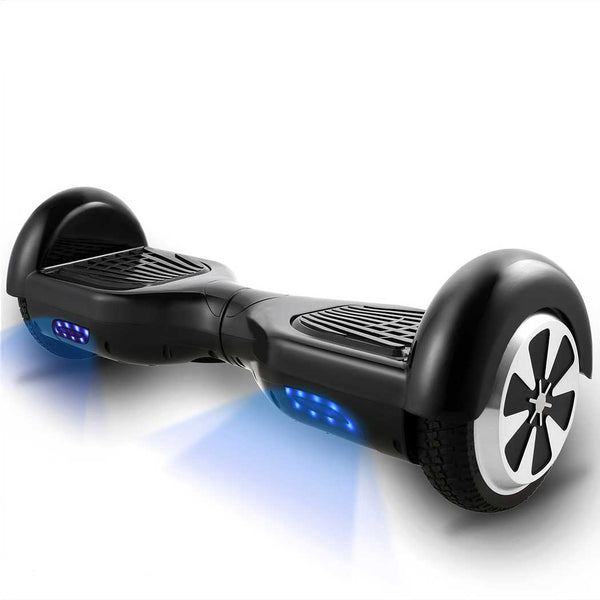 Self Balance Scooter Motorized 2 Wheel Self Hover Balance Board All-Terrain Tires Personal Hover Transporter