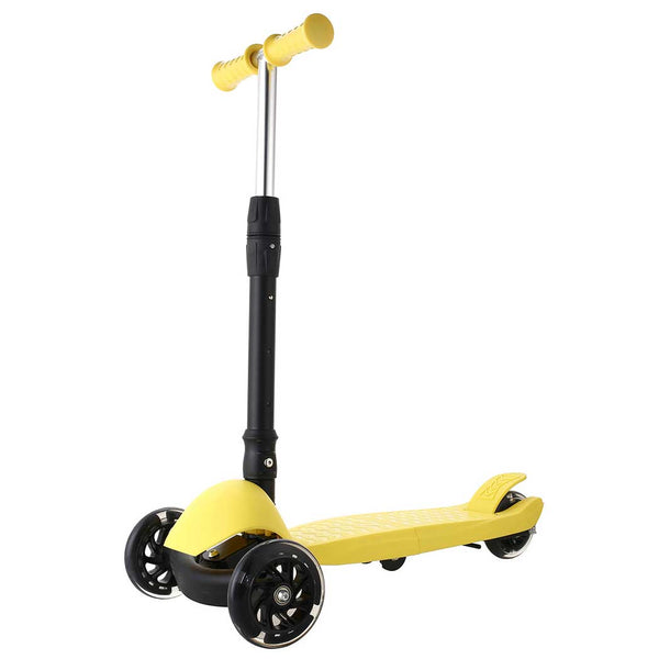 Ancheer Pocket Kids Scooter 3 Wheel Foldable Pedal
