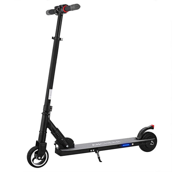 Ancheer X100 Ultra Light Electric Scooters 3H Fast Charge and Max 14mph