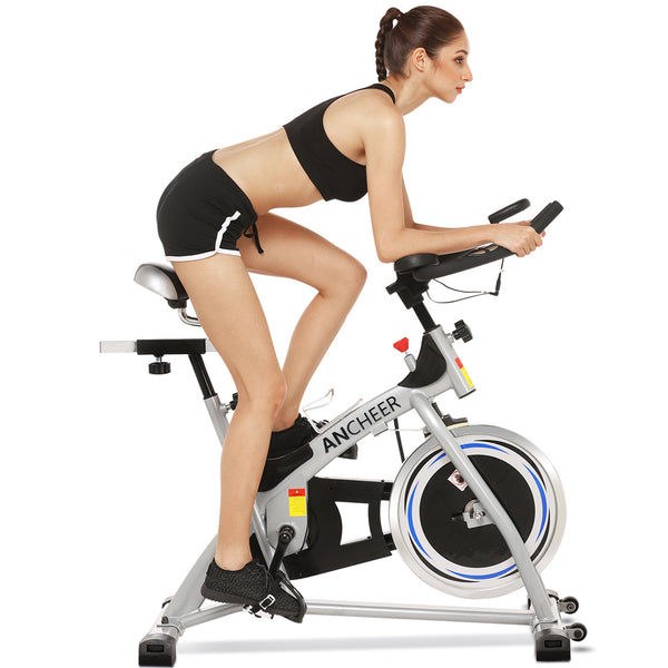 Aerobic Cardio Home Gym Fitness Indoor Spinning Cycling Training Exercise Bike