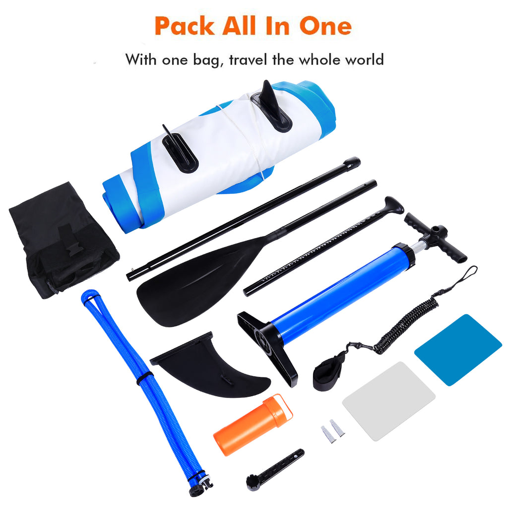 ANCHEER All-purpose Adjustable Inflatable Single-layer Surf