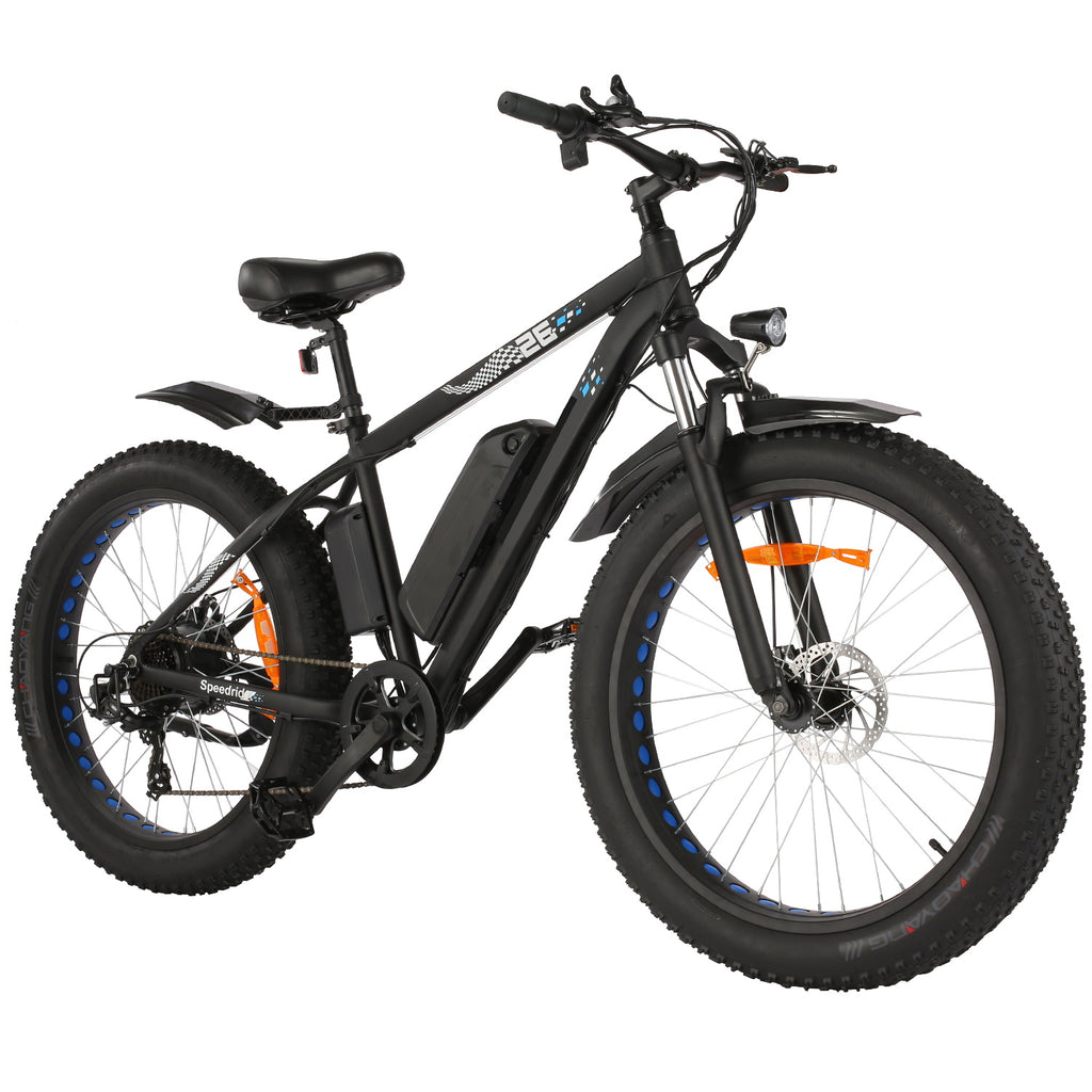 ancheer electric fat tire bike
