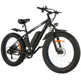 ANCHEER 26 Inch Wheel 500W Fat Tire Electric Mountain Bike with Removable 48V 10Ah Battery (Pre-sale: Shipped 15 days after order)