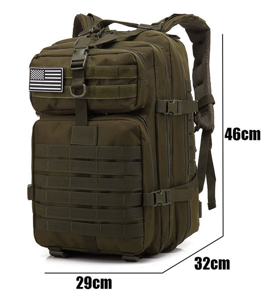 45L Large Capacity Outdoor Backpack