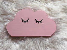 Wooden Cloud Shelfie