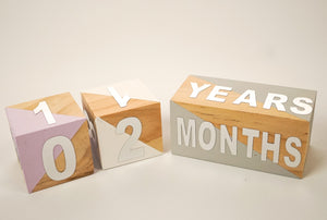 Milestone Block Set