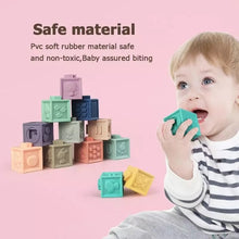 Silicone stacking blocks PRE ORDER