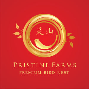 Pristine Farms Premium Bird Nest