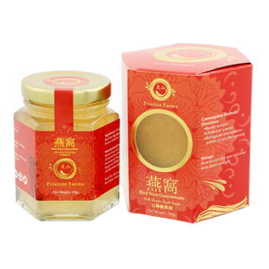 Pristine Farms Bird Nest Concentrate with Honey Rock Sugar 100g + 5g Dried Nest