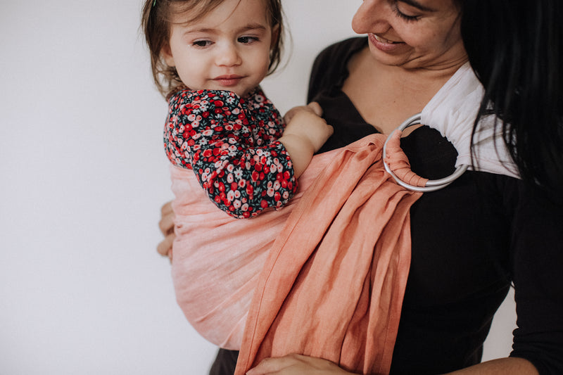 A Conversation with Babywearing Educator Ponnie Matin