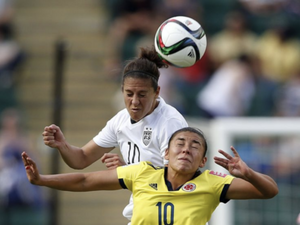 WOMEN'S SOCCER FACES BRAIN TRAUMA CHALLENGE WITH A POSSIBLE SOLUTION