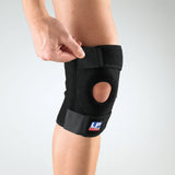 KNEE BRACE SUPPORT WITH STAYS LP
