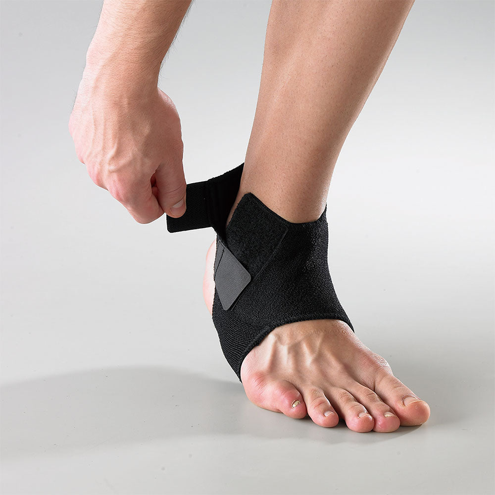 ANKLE BRACE SUPPORT ADJUSTABLE LP